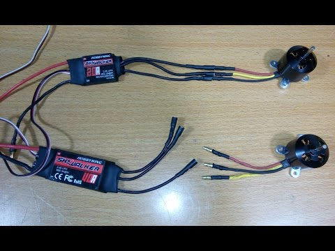 How to Solder Bullet Connectors to Brushless Motors and ESC - UCFwdmgEXDNlEX8AzDYWXQEg