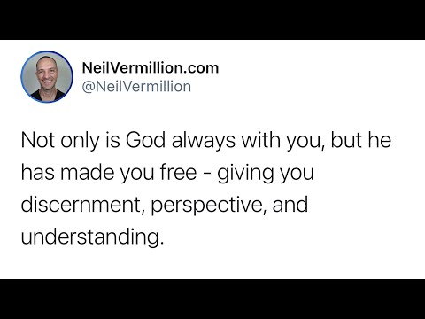 Time To Receive Discernment - Daily Prophetic Word