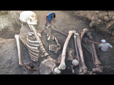 Загадочные Находки, Которые Шокировали Археологов