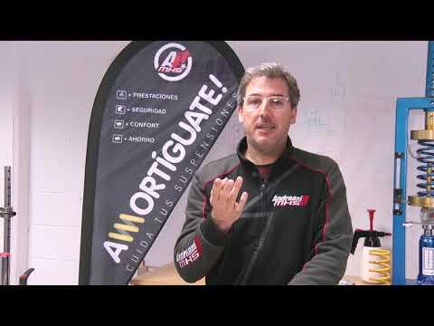 Curso Suspensiones AndreaniMHS | Reportaje Motosx1000