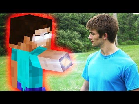 Minecraft In Real Life | Herobrine Attack - default