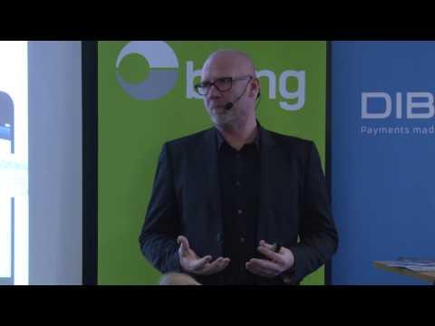 Patrik Müller, DIBS, Morgondagens E-handel i Stockholm