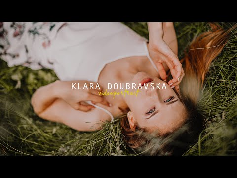 Portrait video // 1DX mark II. // KLARA