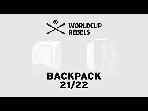 WorldCup Rebels Racing Backpack