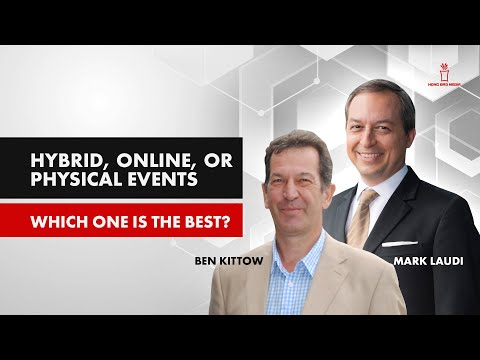 Hybrid, All-Online or All-Physical events: Which one is the best?