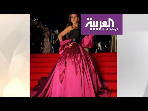 صباح العربية | إطلالات النجمات في مهرجان الجونة السينمائي 2018