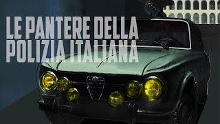 Le Pantere della Polizia Italiana
