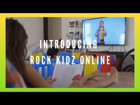Tune In To Rock Kidz Online! (For Children Aged 12 & Below)  New Creation Church
