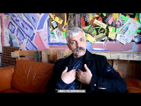 Дмитро Корчинський - Павлу Шеремету: Ти хто такий?