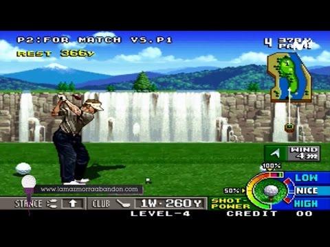 La Mazmorra Abandon y Movistar Golf presentan: Historia de los Videojuegos de Golf [Capítulo 12]