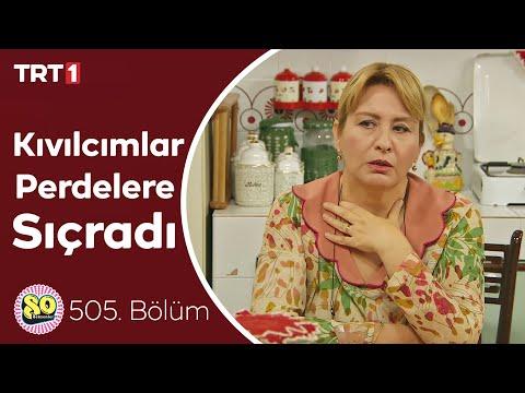 Mutfakta Televizyon mu Olur? - Seksenler 505. Bölüm