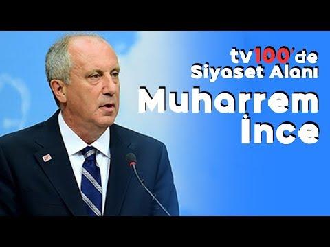 Muharrem İnce - Ahu Özyurt ile tv100'de Siyaset Alanı - 3 Mayıs 2020