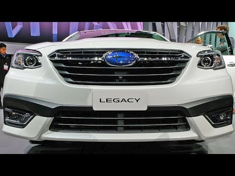 2020 SUBARU LEGACY ? Ready to fight Honda Accord""