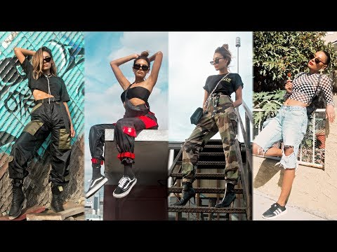 STREET STYLE LOOK BOOK 2017 | DESI PERKINS feat. Tia