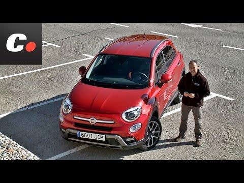 Fiat 500X | Prueba / Análisis / Test / Review en español | coches.net