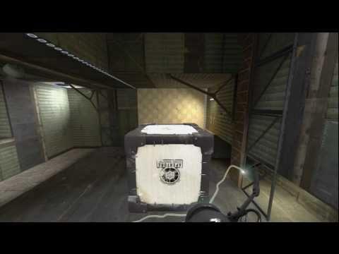 Portal 2 - Insane Cube Tricks (Part Two) - UCzH825pbdN5nh6g1xhRz9rg