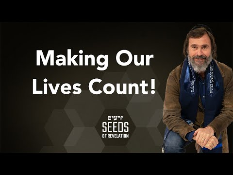 Making Our Lives Count!