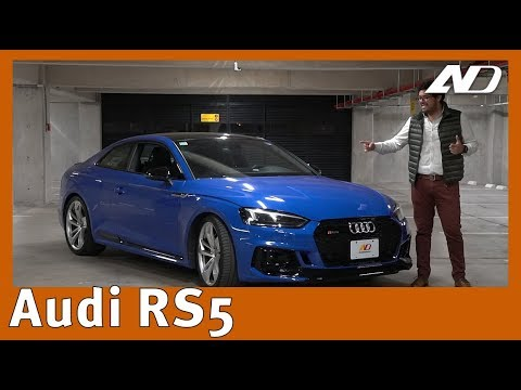 Audi RS5 - Tan perfecto que ni parece deportivo