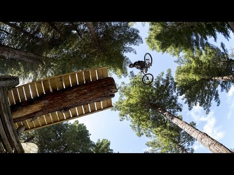 Slopestyle Mountain Bike Highlights from Crankworx Rotorua 2017