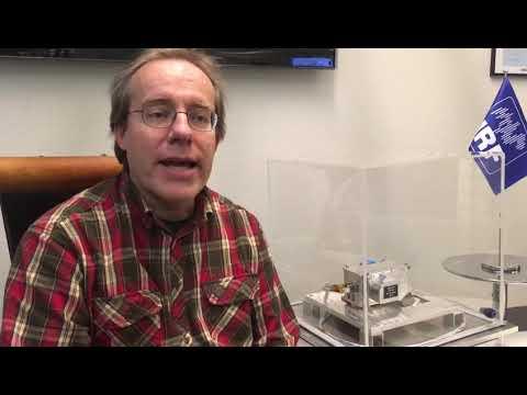 IRF:s forskare Martin Wieser om vad instrumentet ASAN ska undersöka på månens baksida