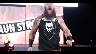 Braun Strowman claims that the WWE higher-ups are still not ready to put a title on him