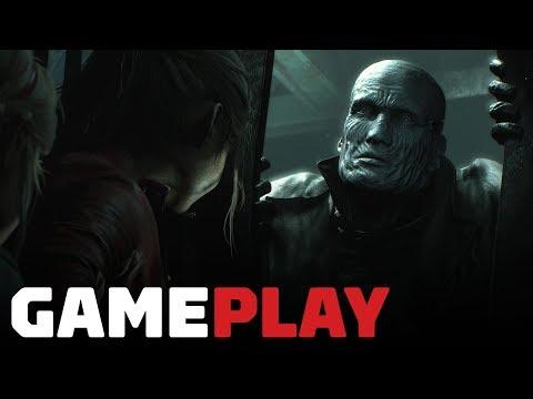 Resident Evil 2 - Claire and Tyrant Gameplay - UCKy1dAqELo0zrOtPkf0eTMw