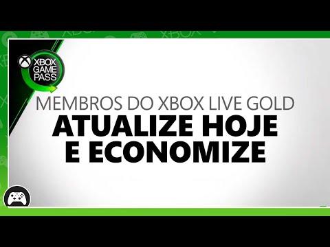Membro Xbox Live Gold: Atualize hoje e economize com o Game Pass Ultimate!
