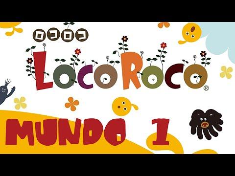 LocoRoco (2006) - Sony PSP - Mundo 1