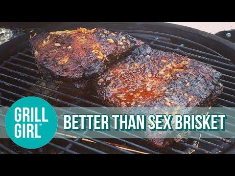 Better Than Sex Brisket