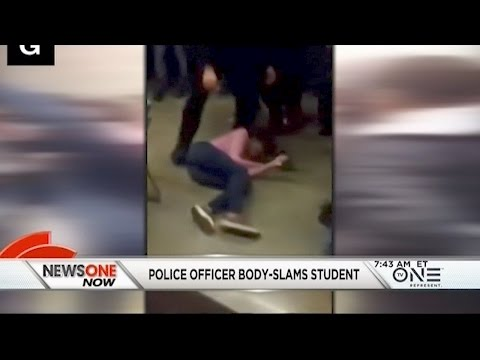 Officer Placed On Administrative Leave After Body Slamming Teen To The Ground