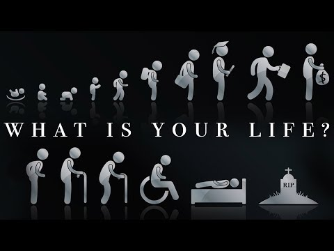 What is Your Life? Dead In OR To Sin! // Powerful Sermon -  L.Ravenhill