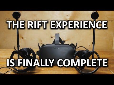 Oculus Rift vs HTC Vive F ...