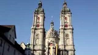 St. Gallen (SG) Dom/Kathedrale