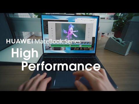 HUAWEI MateBook D 14 – High Performance