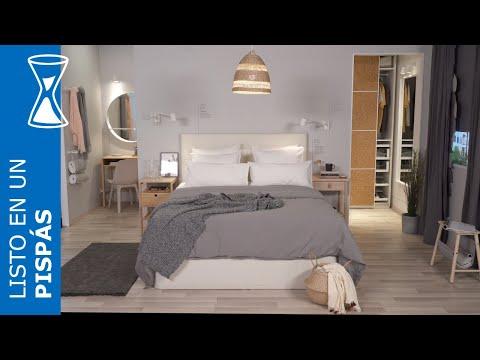 Cómo tener un dormitorio más sostenible en un pispás – IKEA