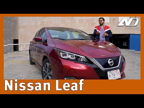 """Nissan Leaf - El mejor coche eléctrico... ¿Será"""""""