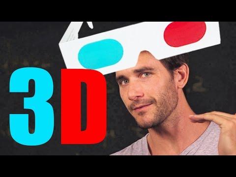¿Cómo funciona el 3D? El misterio de la Polarización