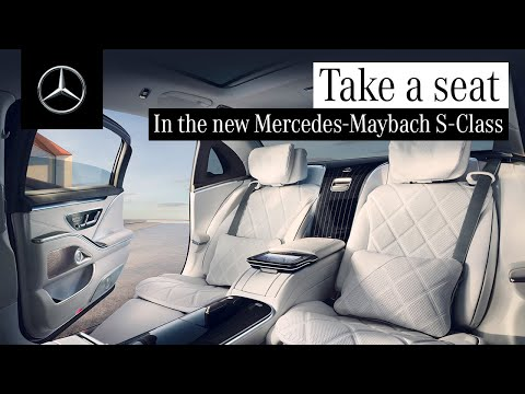 First Insights into the New Mercedes-Maybach S-Class 2021