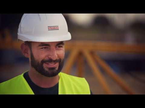 Pracownicy budowlani STRABAG – Monter żurawi wieżowych