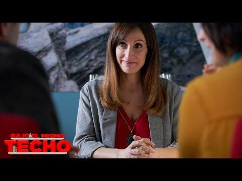 BAJO EL MISMO TECHO. Vivir con tu ex. En cines 1 de febrero.