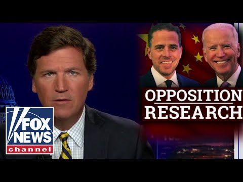 Tucker reveals more 'damaging' Hunter Biden messages