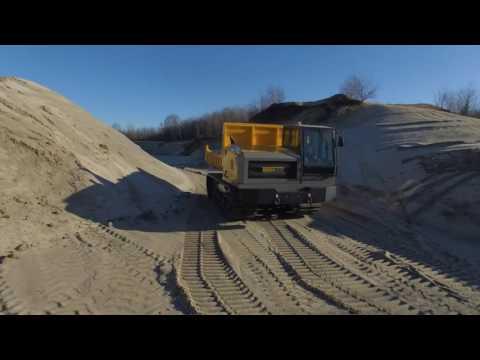 Terramac Rubber Track Crawler Carriers