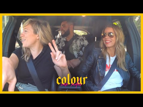 Angela Bachtle & David Ware  Colour Car Rides with Karalee  Colour Conference Online