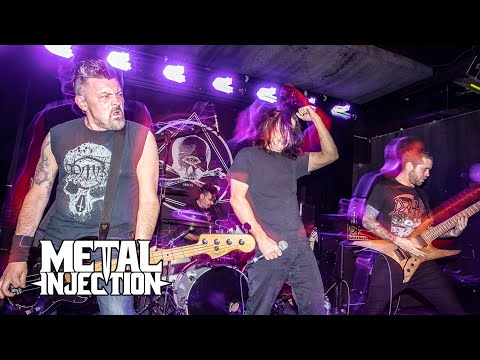 """Raining Blood"" Live At The Metal Injection 15th Anniversary Party"
