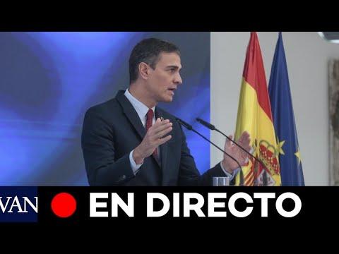 DIRECTO: Sánchez preside el acto de presentación de los Planes de Digitalización de Pymes
