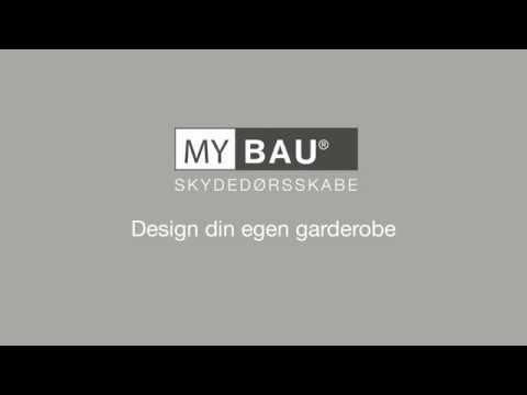 MY BAU - Design din egen garderobe