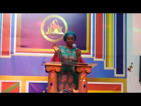 The Canaanite Woman- Evangelist Gloria Bamiloye