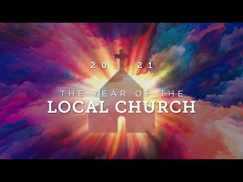 2021TODAY Is the Day of Our Salvation! - New Year's Eve Service