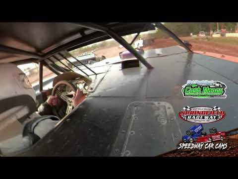 #13 Nathan Wheeler - Cash Money Late Model - 9-20-2020 - In Car Camera - dirt track racing video image