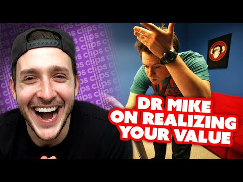 Dr. Mike Pushes Phil DeFranco On Realizing Value & Finding Happiness